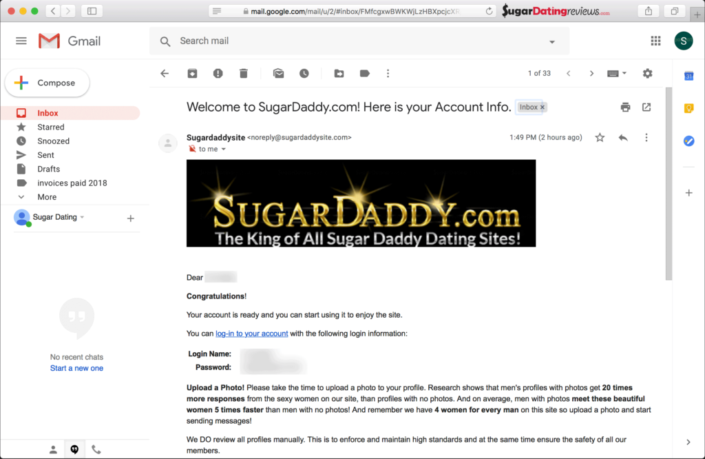 Be sure to check your spam folder, I found my welcome email in with my Spam